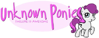 RPG: Unknown Ponies: the Failure is Awesome RPG