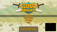 Video Game: Cloud Knights