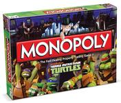 Board Game: Monopoly: Teenage Mutant Ninja Turtles