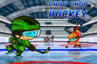 Video Game: Chop Chop Hockey