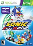 Video Game: Sonic Free Riders