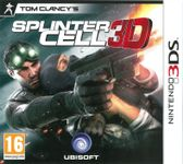 Video Game: Tom Clancy's Splinter Cell 3D