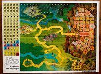 Board Game: Le Château des sortilèges
