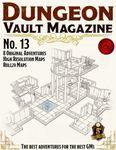 Issue: Dungeon Vault Magazine (No. 13)