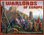 Board Game: Warlords of Europe