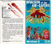 Board Game: Invasion of the Air-eaters
