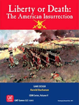 Board Game: Liberty or Death: The American Insurrection