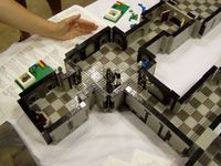 Board Game: BrickQuest