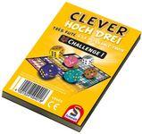 Board Game: Clever hoch Drei: Challenge Block