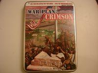 Board Game: War Plan: Crimson