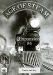 Board Game: Age of Steam Expansion #4: France and Italy