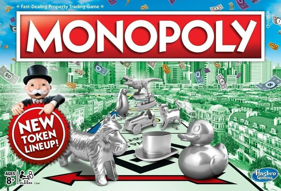 Monopoly game rules
