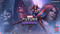 Video Game: Marvel Future Fight