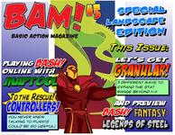 Issue: BAM! Basic Action Magazine (Issue 5)