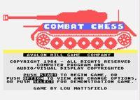 Video Game: Combat Chess (1987)