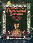 RPG Item: L-2: Night of a Thousand Screams