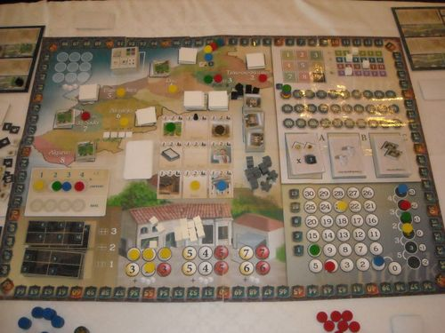 Board Game: Vinhos