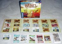 Board Game: Babel