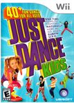 Video Game: Just Dance Kids