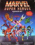 RPG Item: Marvel Super Heroes Advanced Set