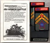 Video Game: Armor Battle