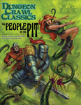 RPG Item: DCC #068: The People of the Pit