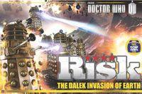 Board Game: Risk: The Dalek Invasion of Earth