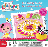 Board Game: Lalaloopsy: Tea Party Game