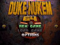 Video Game: Duke Nukem 64