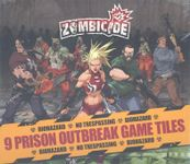 Board Game Accessory: Zombicide Season 2: Prison Outbreak – Extra Tile Pack