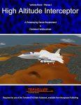 RPG Item: Vehicle Book Planes 1: High Altitude Interceptor
