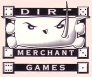 RPG Publisher: Dirt Merchant Games