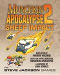 Board Game: Munchkin Apocalypse 2: Sheep Impact