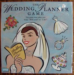 The Wedding Planner Game Board Game BoardGameGeek