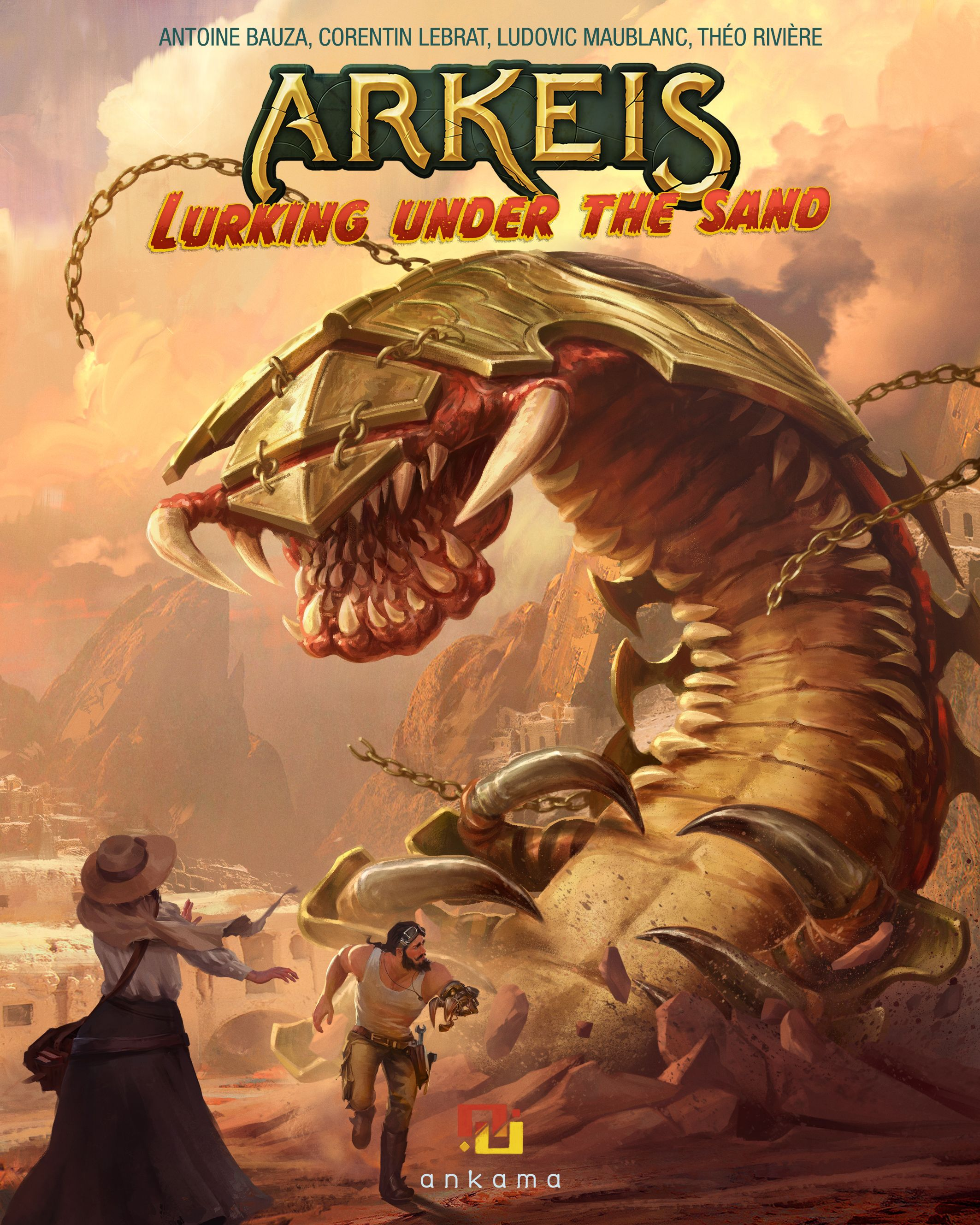 Arkeis: Sand Worm Expansion