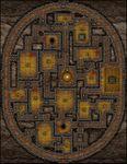 RPG Item: VTT Map Set 158: Minotaur's Ruins