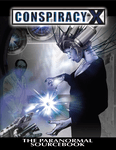 RPG Item: The Paranormal Sourcebook
