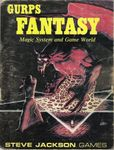 RPG Item: GURPS Fantasy (First Edition)
