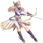 Character: Silmeria Valkyrie