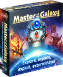 Board Game: Master of the Galaxy