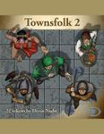 RPG Item: Devin Token Pack 029: Townsfolk 2
