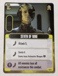 Board Game Accessory: Star Trek: Frontiers – Seven of Nine