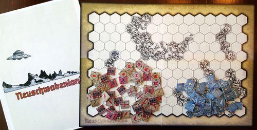 Board Game: Neuschwabenland
