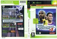 Video Game: Pro Evolution Soccer 4