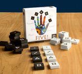 Board Game: Five!