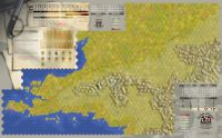 Board Game: The Tide at Sunrise: The Russo-Japanese War, 1904-1905