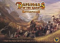 Board Game: Defenders of the Realm: Battlefields