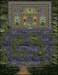 RPG Item: VTT Map Set 060: Medusa Warren