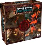Board Game: Mythic Battles: Pantheon – Rise of the Titans