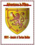 RPG Item: FN11: Amulet of Dorian Beldor